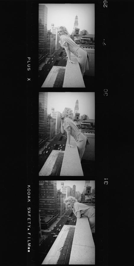 Marilyn Monroe Photograph by Michael Ochs Archives