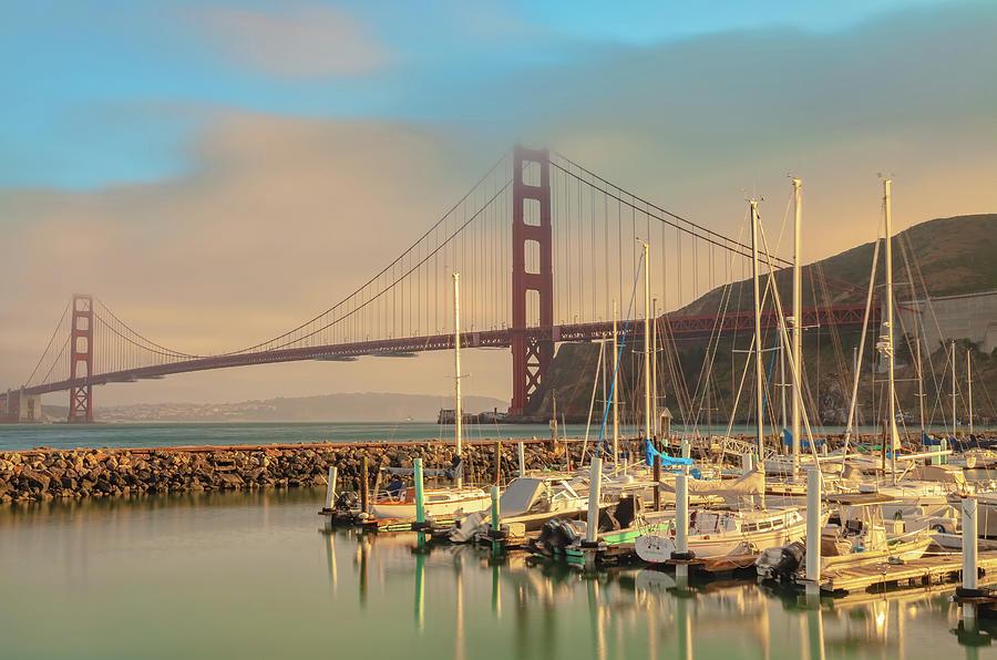 Marina By Golden Gate by Jonathan Nguyen