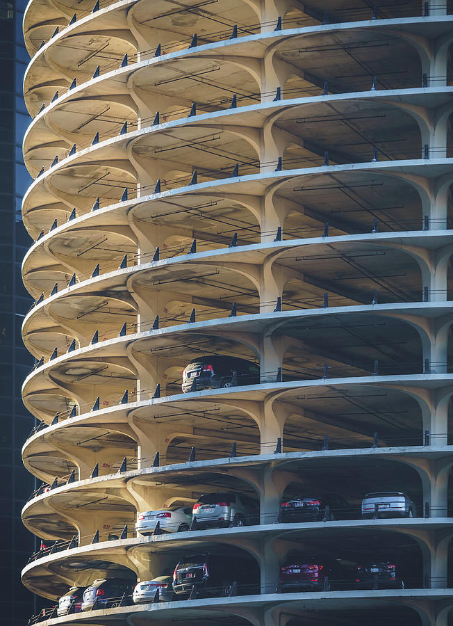 Marina City Gold by Nisah Cheatham