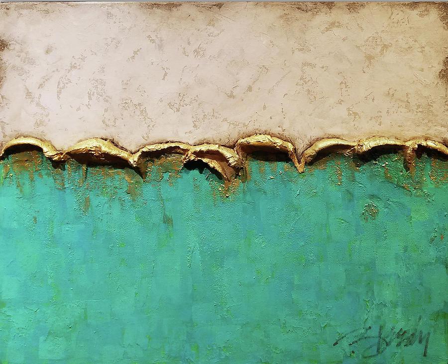 Marine Life by Brenda Leedy