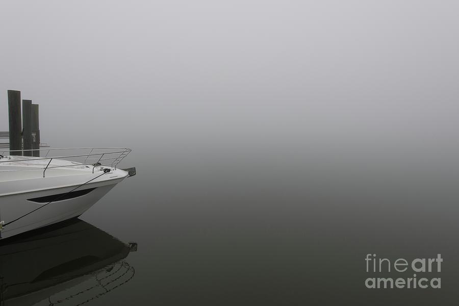 Maritime Foggy Morning Photograph