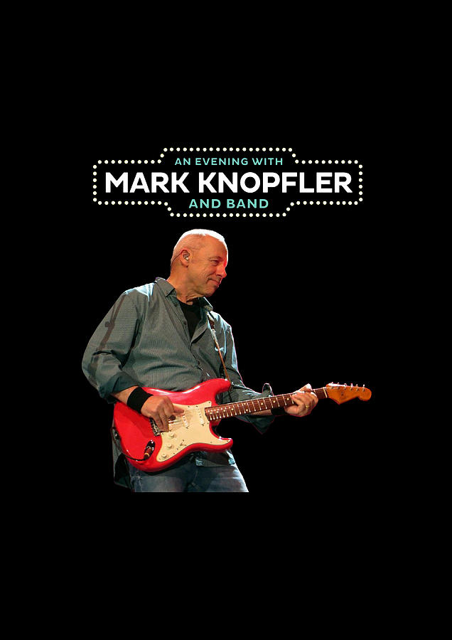 Mark Knopfler And Band Tour Ys11 Digital Art By Yusuf Sudirman