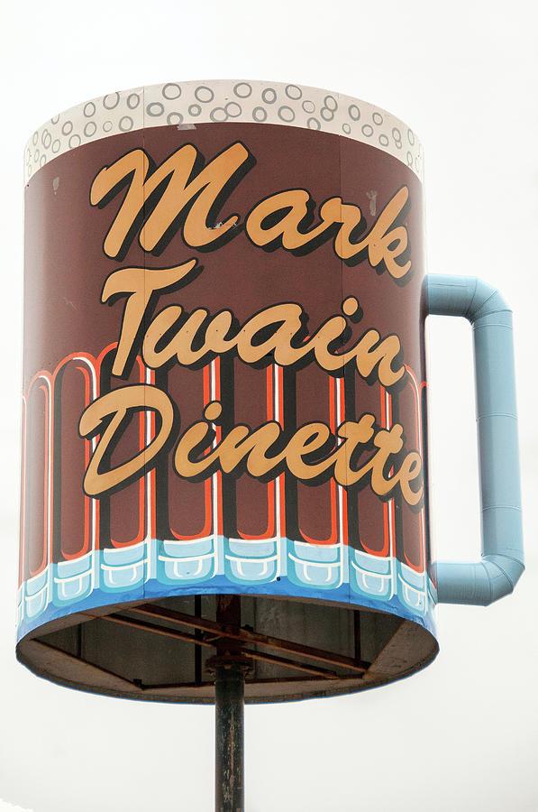 Mark Twain Dinette by Steve Stuller
