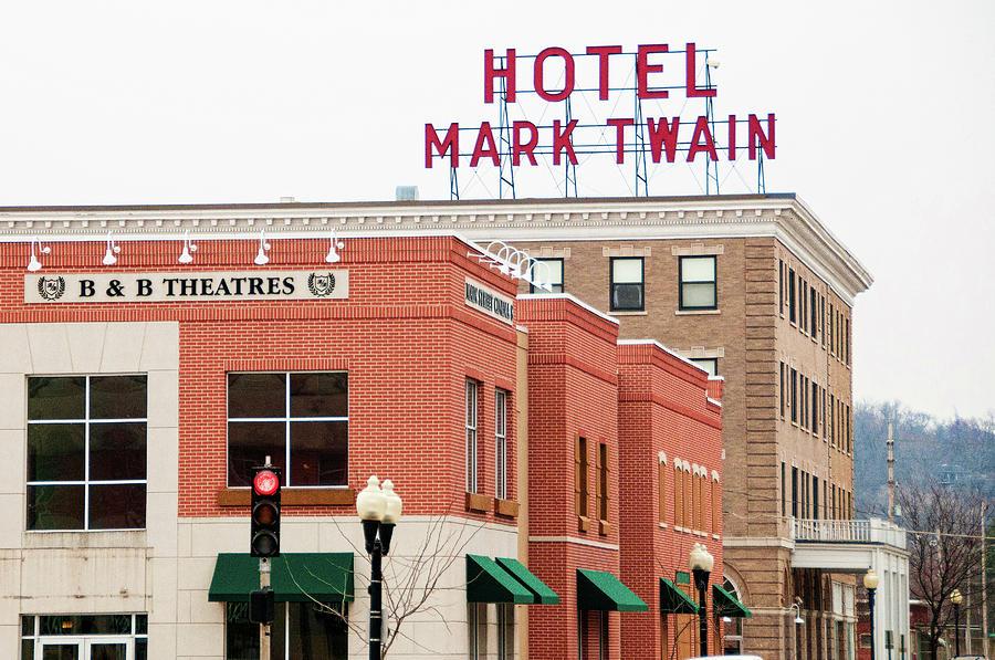 Mark Twain Hotel by Steve Stuller