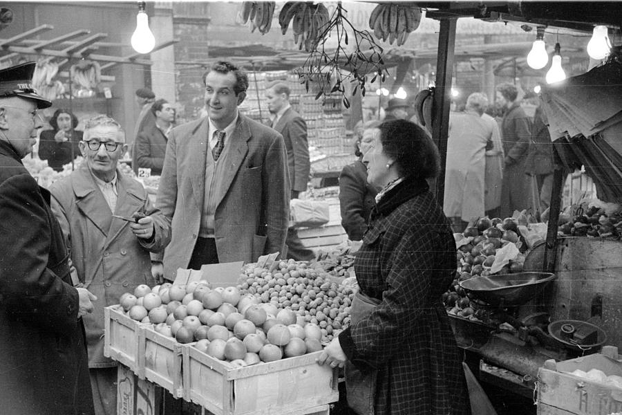 Market Stall Photograph by Carl Sutton