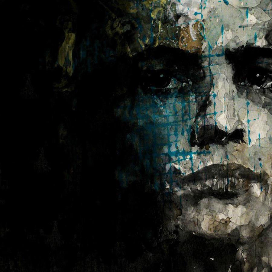 Marlon Brando Painting - Marlon Brando - On The Waterfront by Paul Lovering