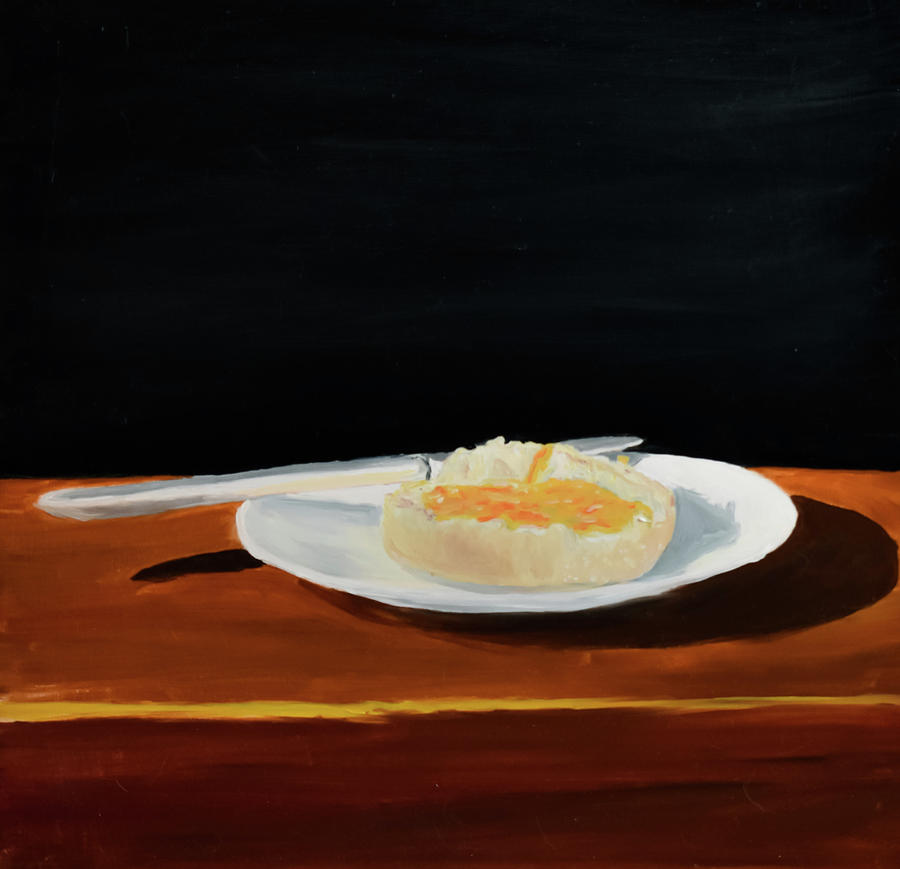 Marmalade Painting - Marmalade by Emily Warren