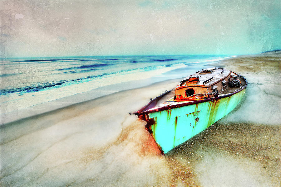 Marooned on the Outer Banks FX by Dan Carmichael
