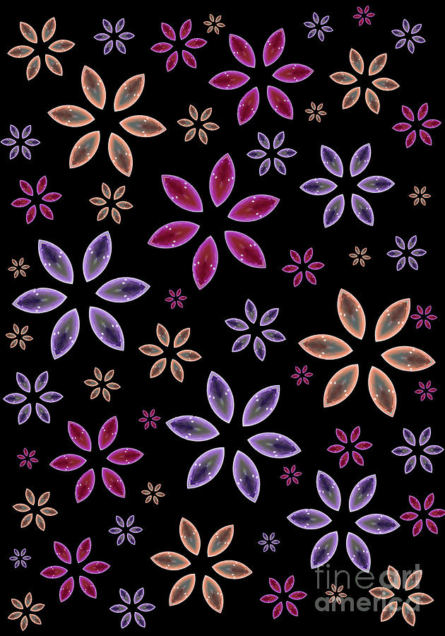 Marquise Floral by Rachel Hannah