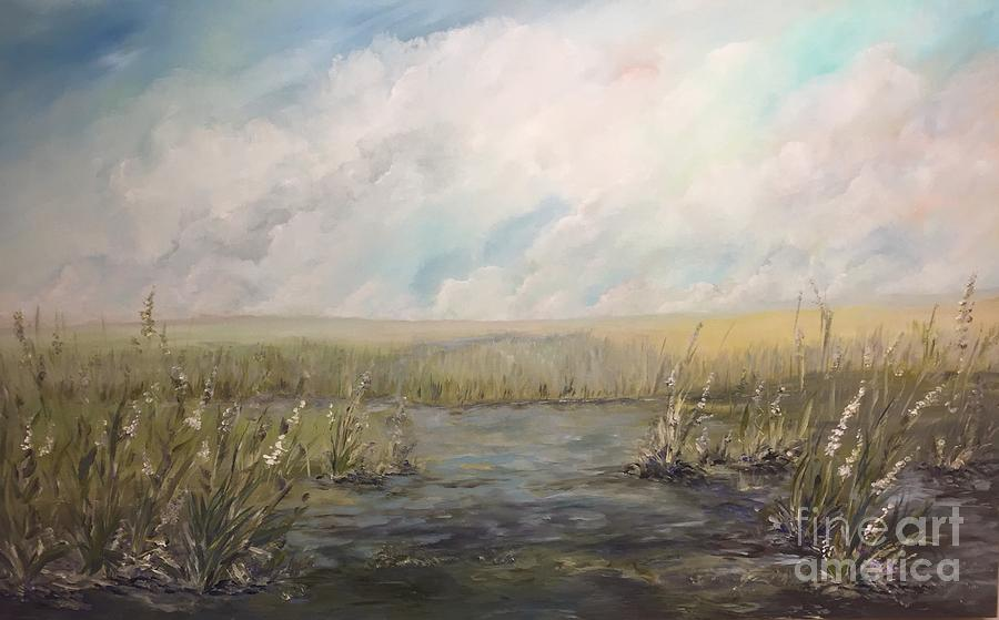 Marsh 2 by Connie Pearce