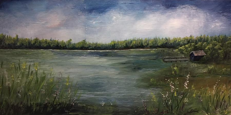 Marsh 3 by Connie Pearce