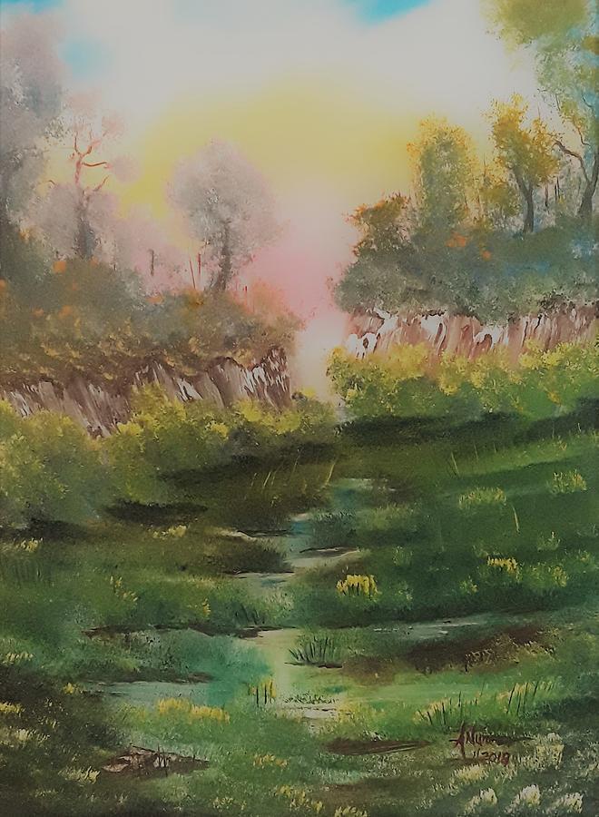 Marsh Lands by Anthony Nunez