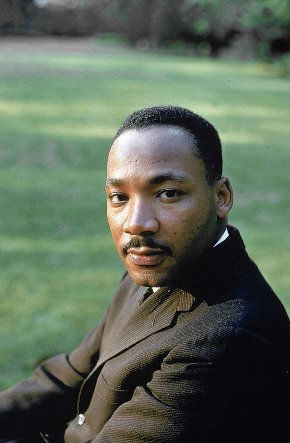 Martin Luther King Jr Photograph by Howard Sochurek