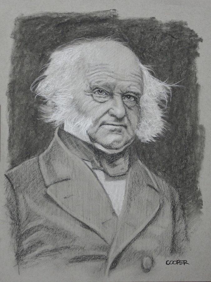 Martin Van Buren by Todd Cooper