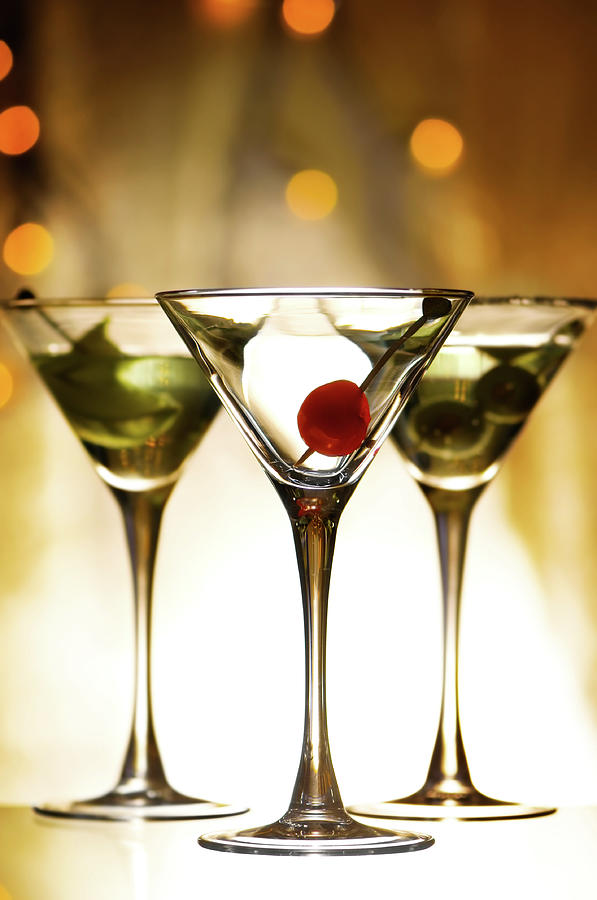 Martini Photograph by Svetikd