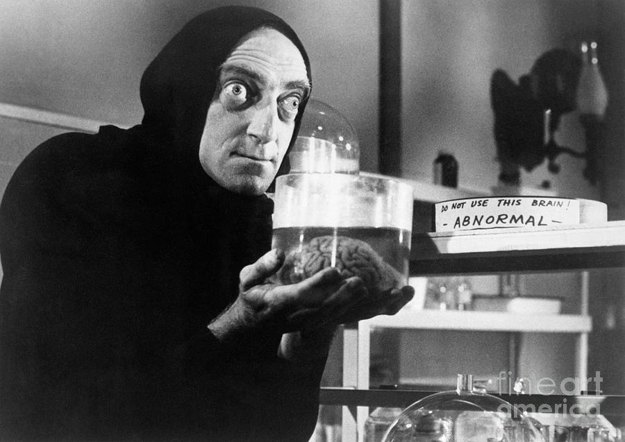 Marty Feldman As Igor In Young Photograph by Bettmann