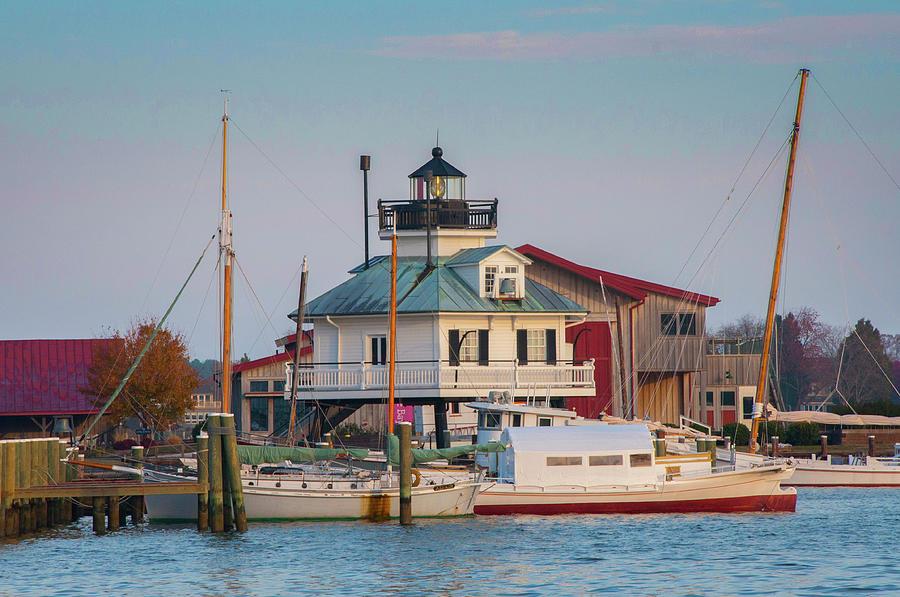 Maryland - St Michaels Lighthouse - Chesapeake Bay