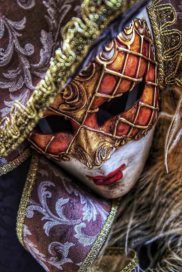 Mask 1 by Al Harden