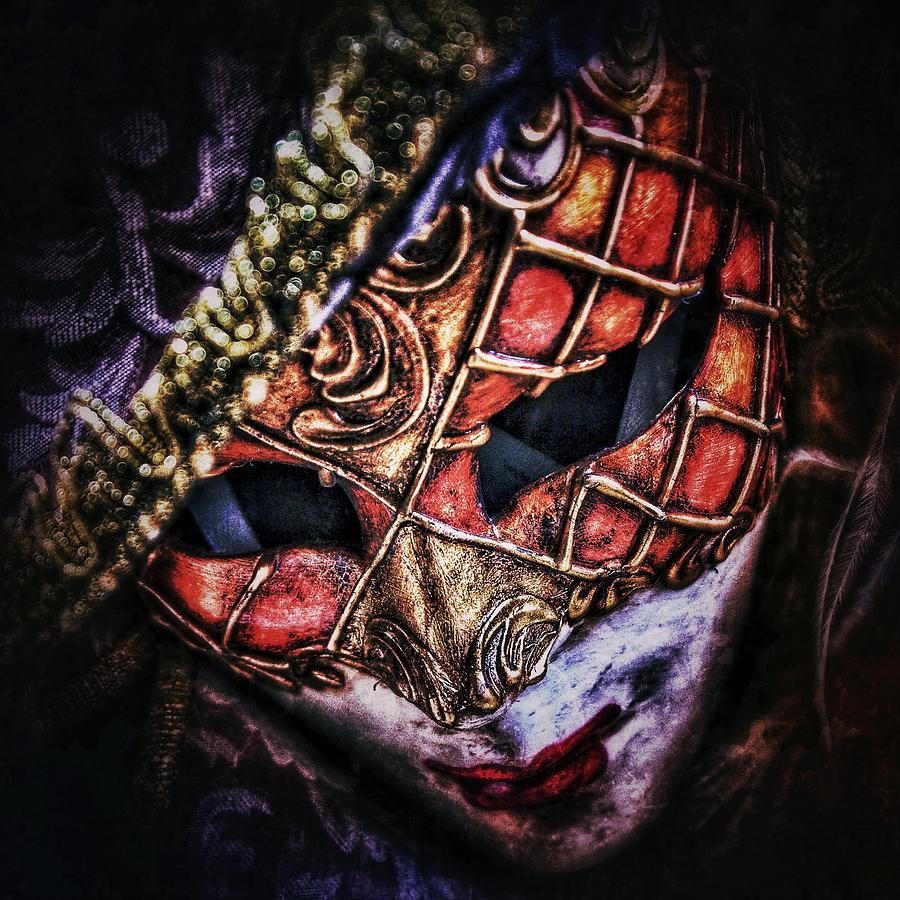 Mask 2 by Al Harden