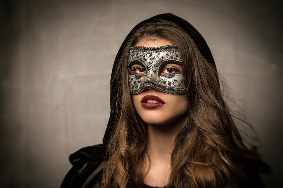 Masquerade by George Grigoriadis