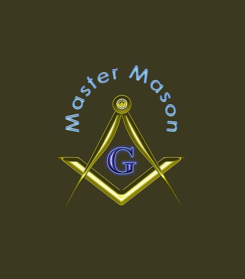 Master Mason  - transparent background by Reynaldo Williams