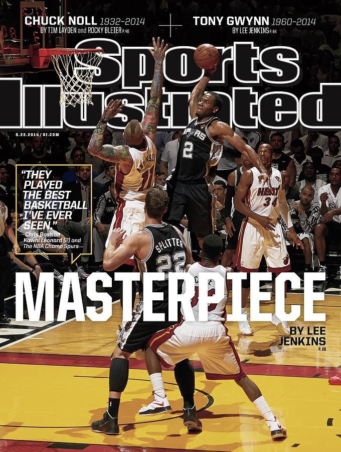 Masterpiece Sports Illustrated Cover Photograph by Sports Illustrated