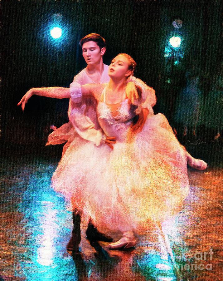 Masterpieces of Ballet 1 by Craig J Satterlee