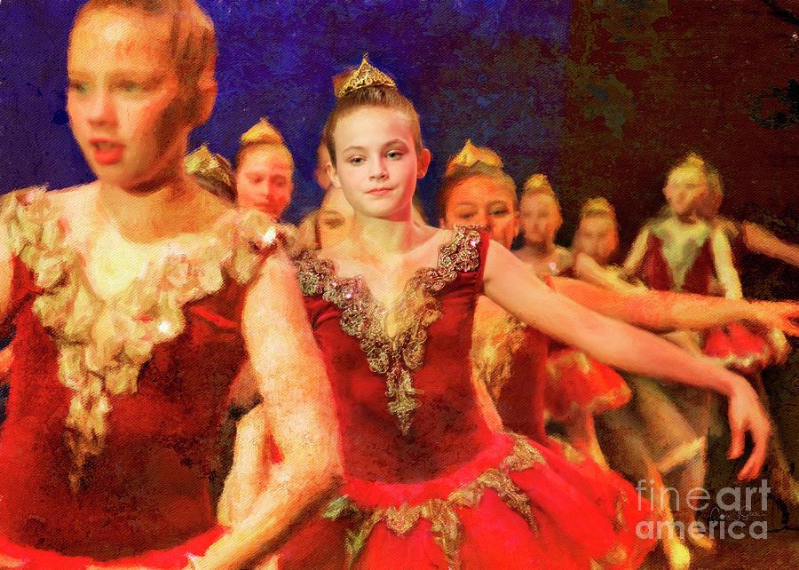 Masterpieces of Ballet 2 by Craig J Satterlee