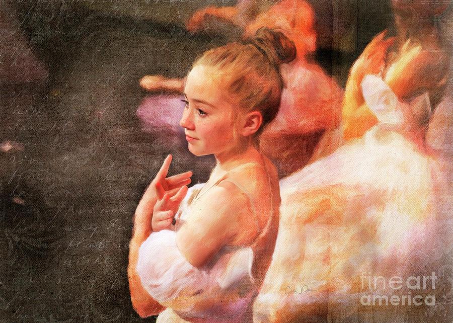 Masterpieces of Ballet 3 by Craig J Satterlee