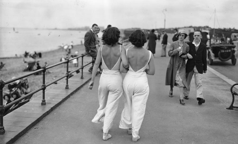 Matching Pair Photograph by J. A. Hampton