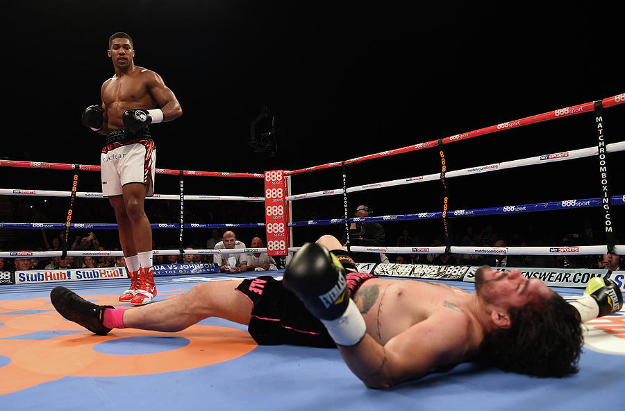 Matchroom Boxing - Resurrection Photograph by Christopher Lee