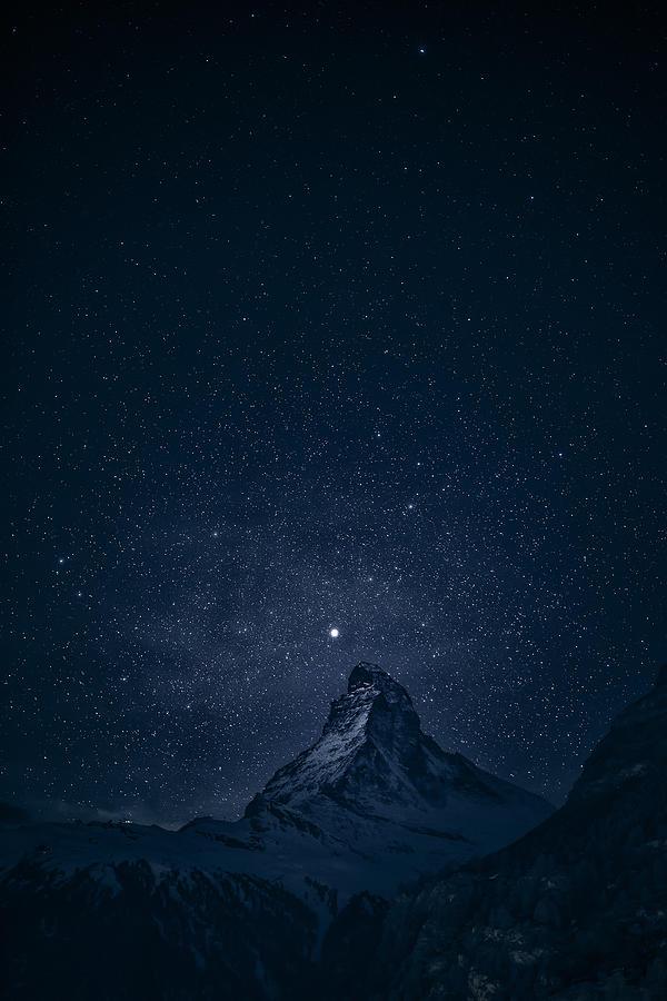 Matterhorn Sterne by Robert Fawcett