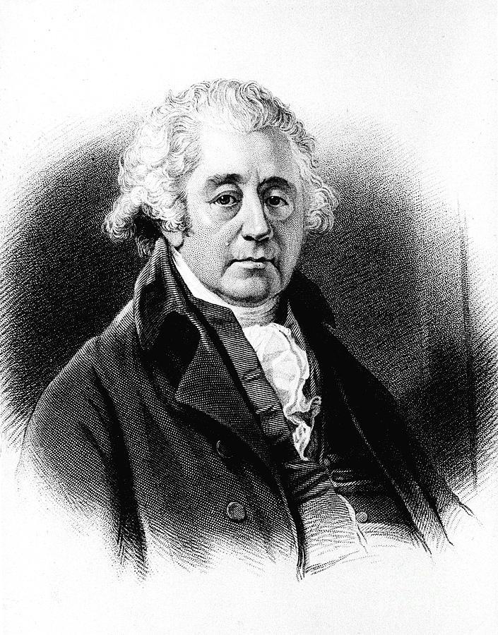Matthew Boulton 1728-1809, English Drawing by Print Collector