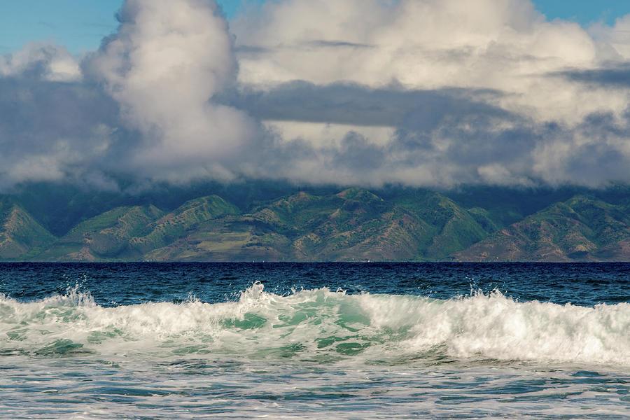 Maui Breakers II by Jeff Phillippi