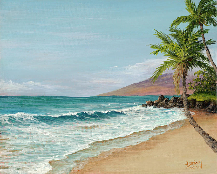 Maui Dreams by Darice Machel McGuire