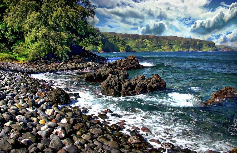 Maui Peninsula by Anthony Dezenzio