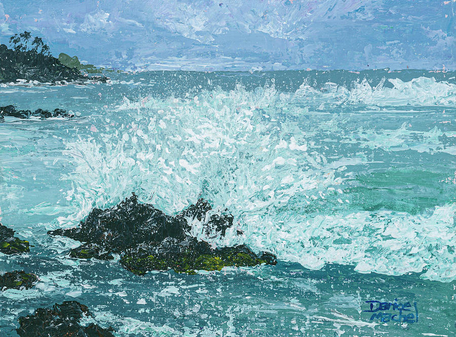 Maui Waves by Darice Machel McGuire