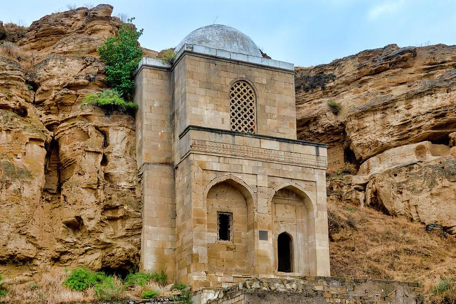 Mausoleum of Sheikh Diri Baba by Fabrizio Troiani