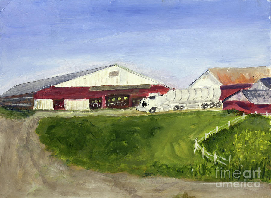 Maxwell Farm in Coventry by Donna Walsh