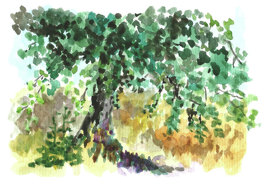 May Tree by Masha Batkova