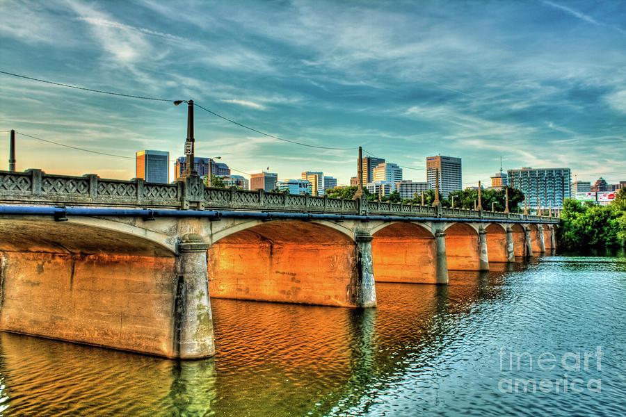 Mayo Bridge Photograph - Mayo Bridge by Tim Wilson