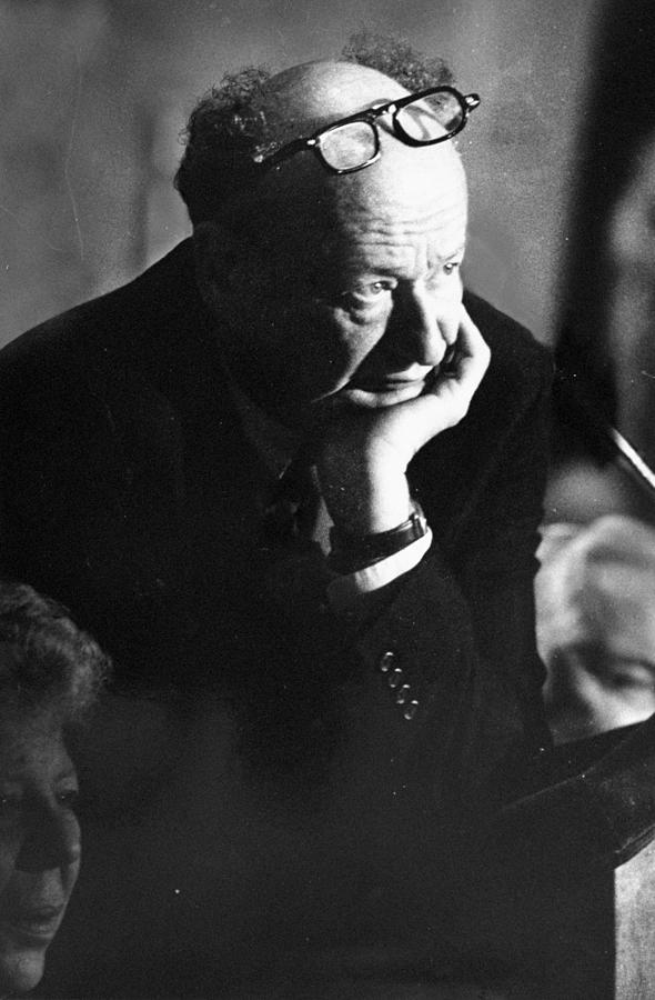 Mayor Ed Koch Photograph by New York Daily News Archive