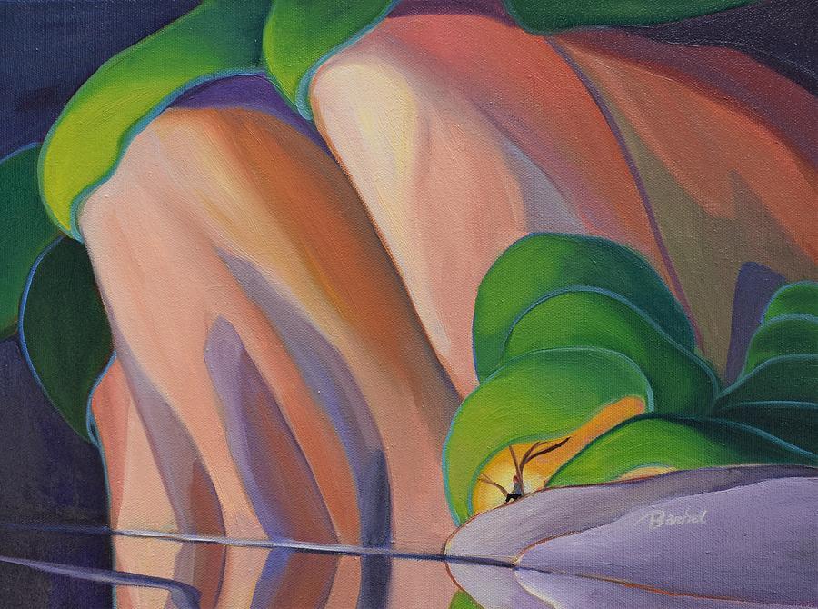 Mazinaw Rock II by Barbel Smith
