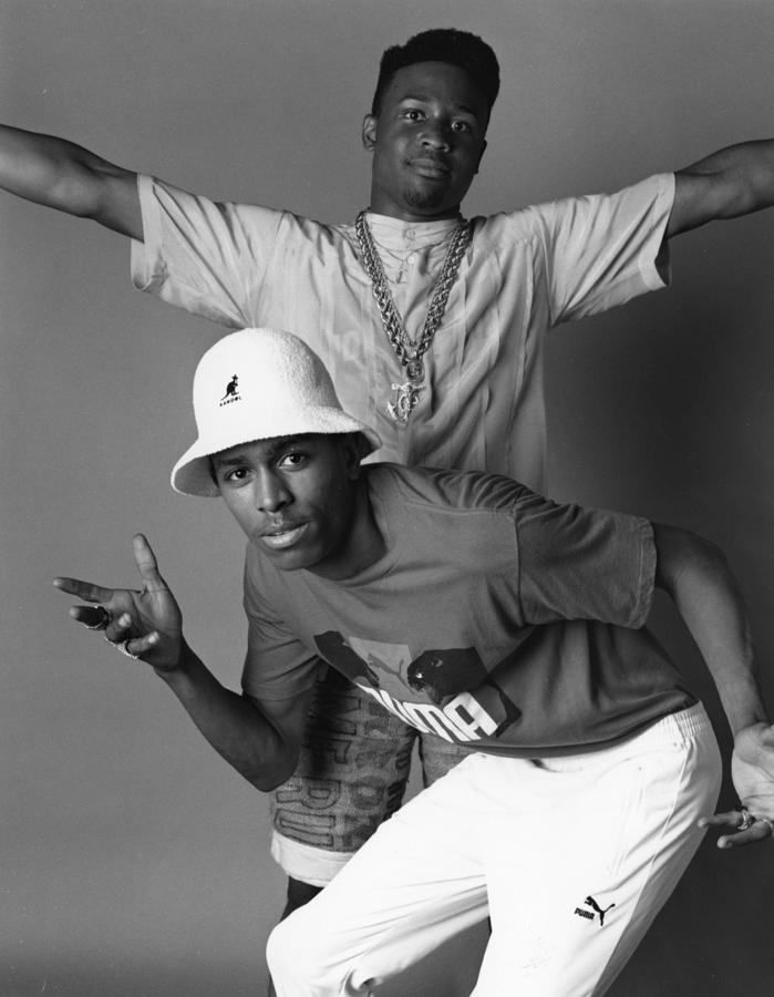 Mc Shan Portrait Session Photograph By Michael Ochs Archives