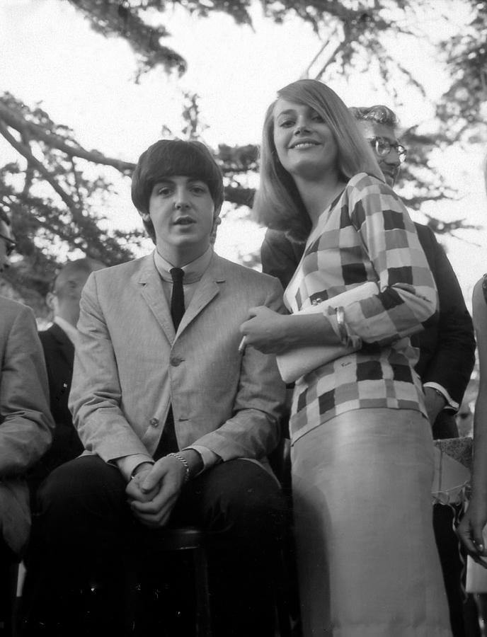 Image result for mccartney and lipton