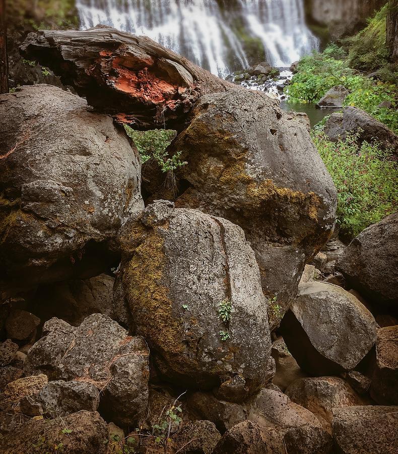 McCloud River Falls by Patrick Cosgrove