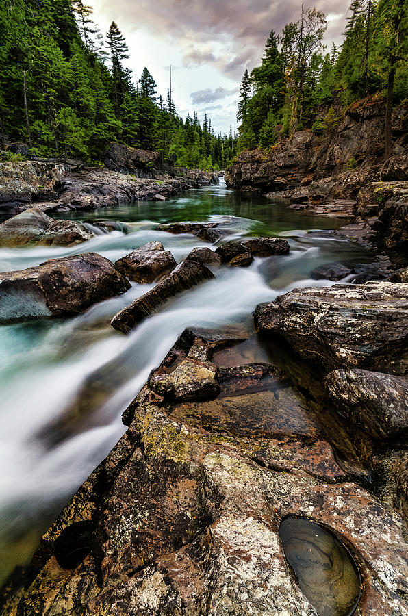 McDonald Creek by Jake Sorensen