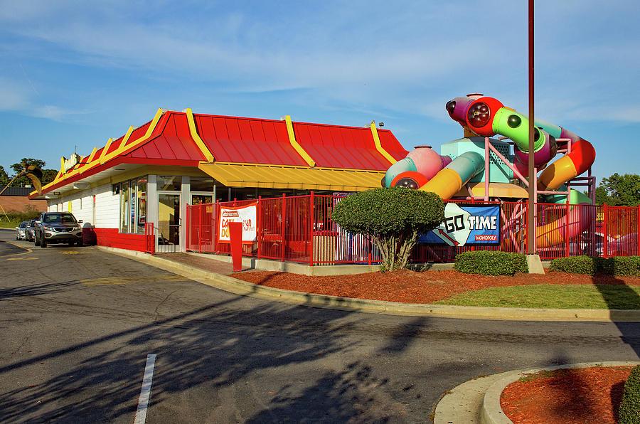 McDonald's in Columbia SC 3 by Joseph C Hinson