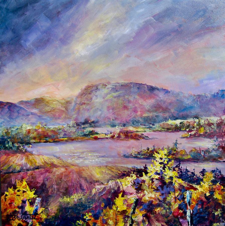McIntyre Blluff by Bonny Roberts