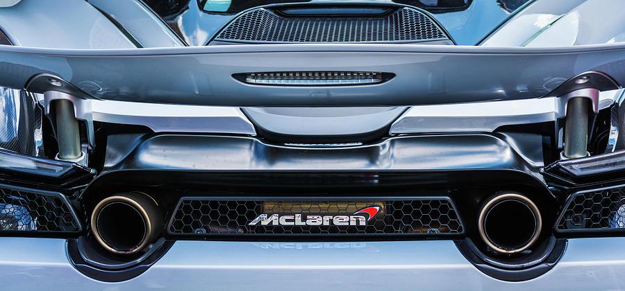 McLaren by Stewart Helberg